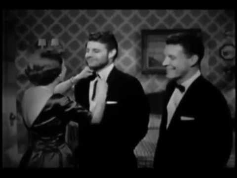 Ozzie Harriet David Ricky Nelson Kodak Commercial New Years 1959
