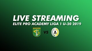 Live Streaming Elite Pro Academy Liga 1 U-20 ||  Persebaya U-20 vs PSS U-20 || Selasa,10 September