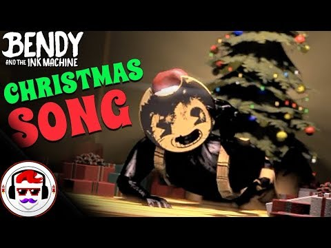 [SFM] Bendy and the Ink Machine Christmas Song | Inky Christmas | Rockit Gaming