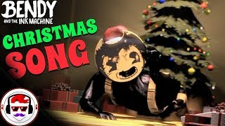 [SFM] Bendy and the Ink Machine Christmas Song | Inky Christmas | #RockitGaming