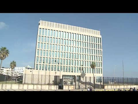 US Reopens Embassy in Havana after 54 Years