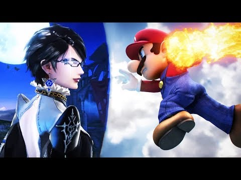 Super Smash Bros. is coming to Nintendo Switch!