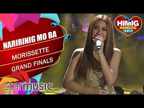 Morissette - Naririnig Mo Ba | Himig Handog 2017 (Grand Finals)