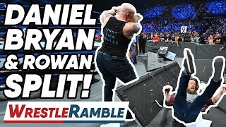 Daniel Bryan & Rowan SPLIT! WWE SmackDown Sept. 3, 2019 Review | WrestleTalk's WrestleRamble