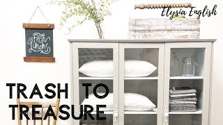 Trash to Treasure | Up-cycle Projects | DIY Home Decor | Dump Diving | Trash to Cash  | Recycle