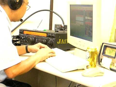 Ham Radio ALL ASIAN Dx Contest in 2011 JA1YPA