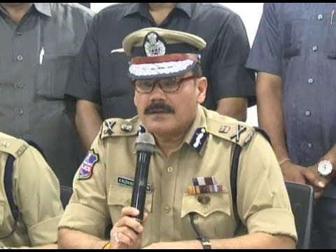 Hyderabad Police Commissioner Anjani Kumar Motivates Police Officers in WhatsApp Message| ABN Telugu