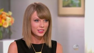 Taylor Swift Interview: Singer Tells Barbara Walters Why She's Happier Than She's Ever Been