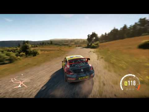 Forza Horizon 2 - Volkswagen Beetle GRC Gameplay