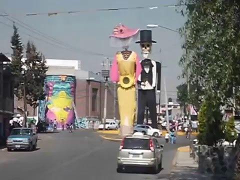 Ruta del Mole Parte 7/7 -Valle de Chalco Solidaridad-San Pedro Atocpan-