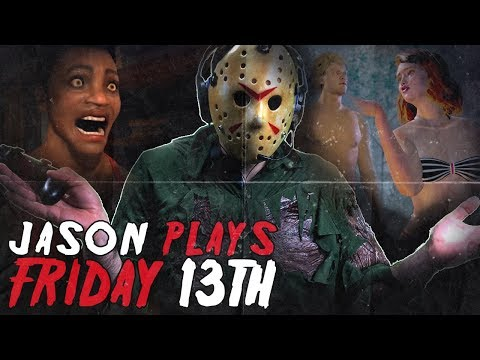 Download video Jason Plays Friday the 13th on Friday the 13th