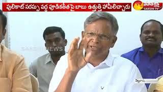 YSRCP Leader Varaprasad Slams Chandrababu Govt | 'ఫ్లెమింగో ఫెస్టివల్ పేరిట దండుకుంటున్నారు'..