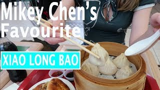 The BEST Soup Dumplings (Xiao Long Bao) in Vancouver! Mikey Chen style