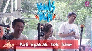 "Review Film YOWIS BEN & Nyanyi ""Gak Iso Turu"" Bareng Bayu Skak, Joshua - G Screen Geronimo"