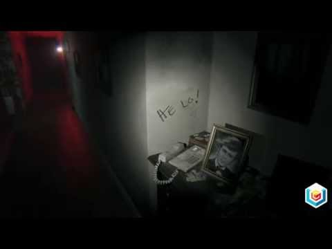 P. T. Silent Hills PS4 Gameplay Walkthrough (Hideo Kojima, Guillermo del Toro, Norman Reedus)