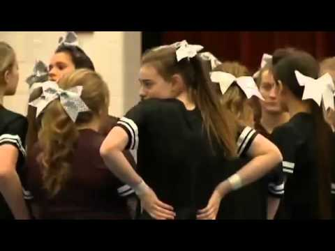Navy Dad Surprises Daughter At Cheer Practice, Her Reaction Will Melt Your Heart