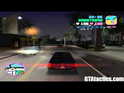 GTA Vice City - Autos Sunshine - Lista #2 - Tutorial