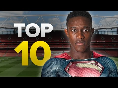 Top 10 Danny Welbeck Memes! | Arsenal v Borussia Dortmund UEFA Champions League