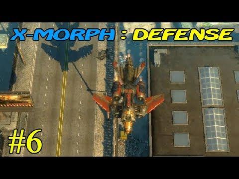 X-Morph: Defense ► С трудом ► №6 (16+)
