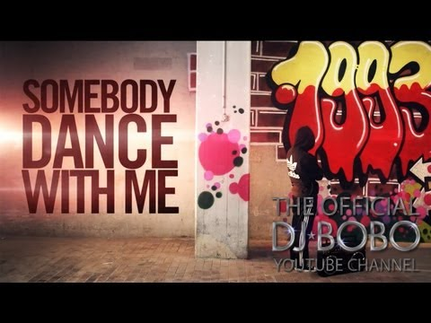 Dj Bobo Feat. Manu-l -somebody Dance With Me -  Remady 2013 Mix (official Music Video) video
