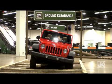 CAMP JEEP : Get a Taste of the Jeep Way of Life