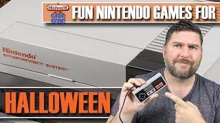 Fun Nintendo Games for Halloween | MichaelBtheGameGenie