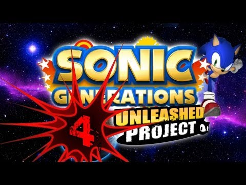 Sonic Generations Unleashed Project - #4 Dragon Road