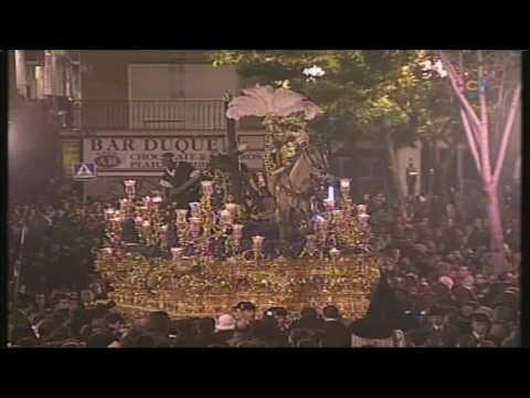 CRISTO DE LAS TRES CAIDAS 2009- 1/2 PARTE, EN CAMPANA (HD) alta definicion
