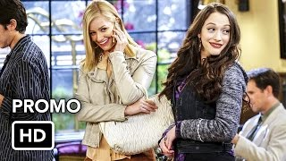 """2 Broke Girls 6x13 Promo """"And the Stalking Dead"""" (HD)"""