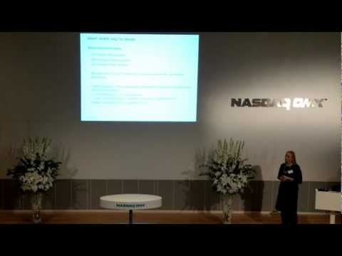 NASDAQ OMX 20121108 Clearing part 4 Trade Repository