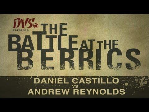 Daniel Castillo Vs Andrew Reynolds: BATB1 - Round 1