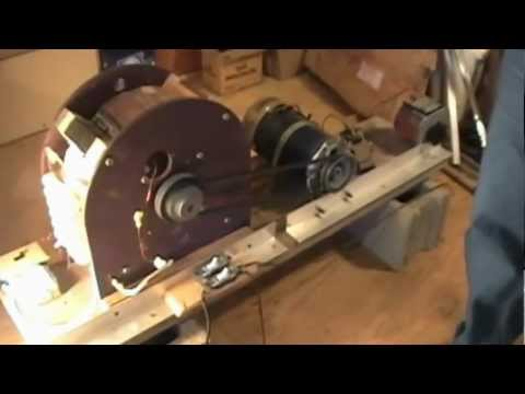 Self Running 40kW 40.000 Watt Fuelless Generator Full Video