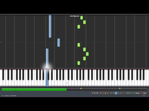 Call Me Maybe - Carly Rae Jepsen - Synthesia video
