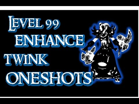 Toklo - Level 99 Enhancement Twink Oneshots video