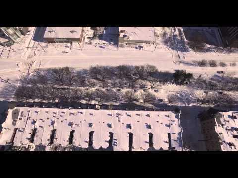 Baltimore Jonas Drone view