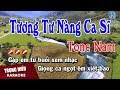 Karaoke Tương Tư Nàng Ca Sĩ Tone Nam Nhạc sống | Trọng Hiếu thumbnail