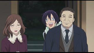 Noragami - Yato's Cat Face