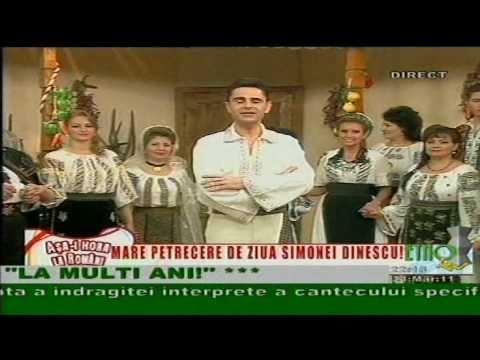 Aurelian Preda-Stau mama si te privesc (Copyright © Etno tv...