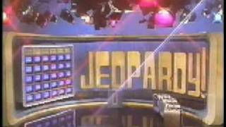 Jeopardy Think Music 1960s 1984 1997