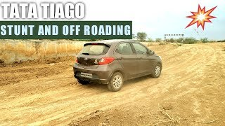 TATA TIAGO || OFF ROADING || STUNTS