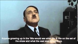 Hitler Reviews Lifetime's 'Unauthorized Full House Story'