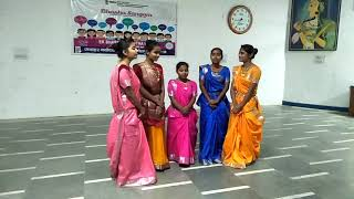 Bhasha Sangam Maithili day celebrated by JNV mungeshpur Delhi 1