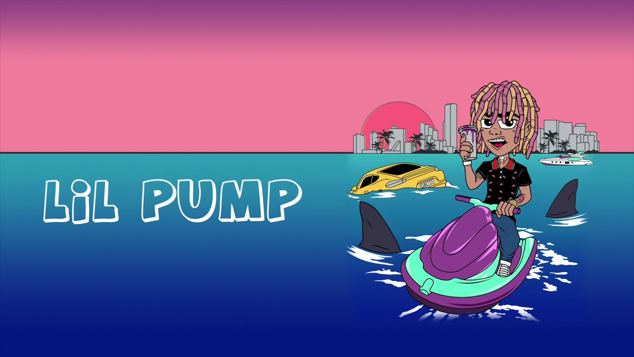 """Lil Pump - """"Whitney"""" ft. Chief Keef (Official Audio)"""