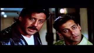 Rahul Bashes up Salman Khan & Jacky Shroff (Kahin Pyaar Na Ho jaye)