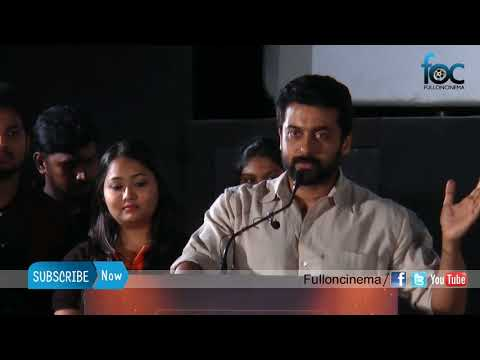 Suriya opens up About NGK Movie First Time At Moviebuff Firstclap Season 2 - FullOnCinema