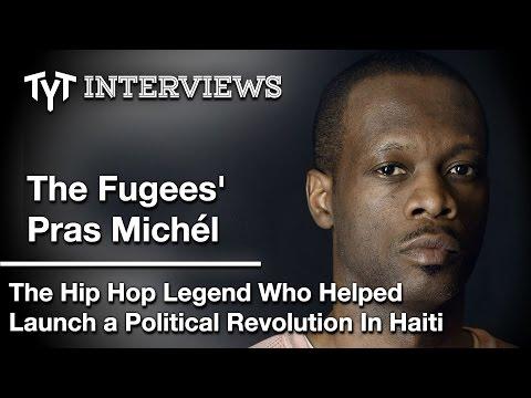 Fugees Founder Pras Michél On Haiti, Democracy And Donald Trump (Interview w/ Jayar Jackson)