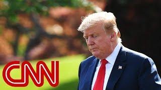 Trump slams parts of Mueller report as 'total bulls**t'