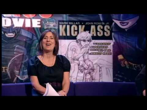 Kevin Smith on Newsnight Review - part 2 of 4