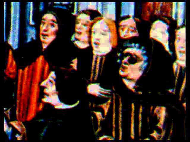 Johannes Ockeghem / Cappella Nova, 1978: Missa Prolationum - Complete, Digitized LP - Indexed