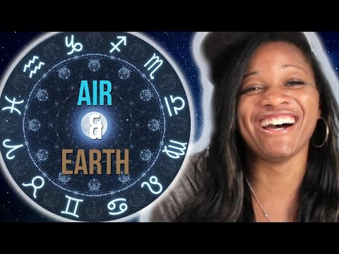 What People Think About Zodiac Signs (Air and Earth Signs)